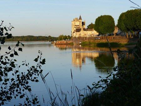 Château at Montsoreau