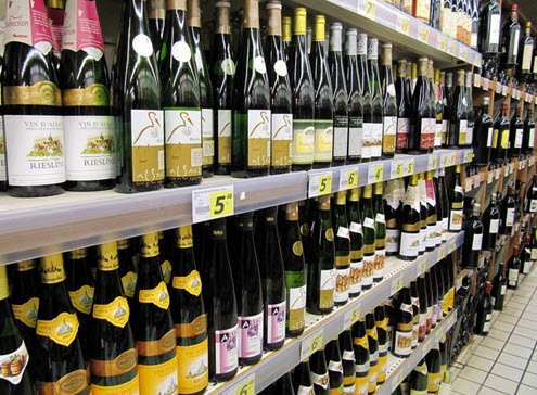 Avoid Wine Aisle Confusion-Get Recommendations