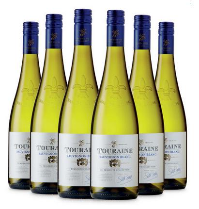 Exquisite Touraine Sauvignon Blanc. Aldi