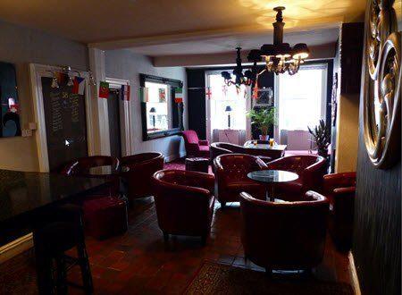The Cosy Bridge Tavern Parlour