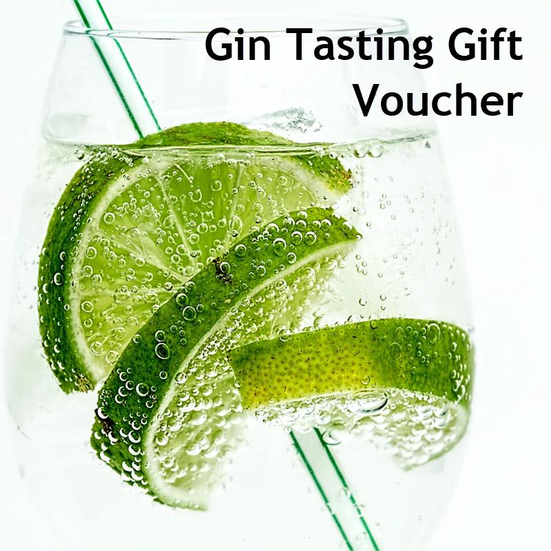 Gin Tasting Manchester Gift Voucher