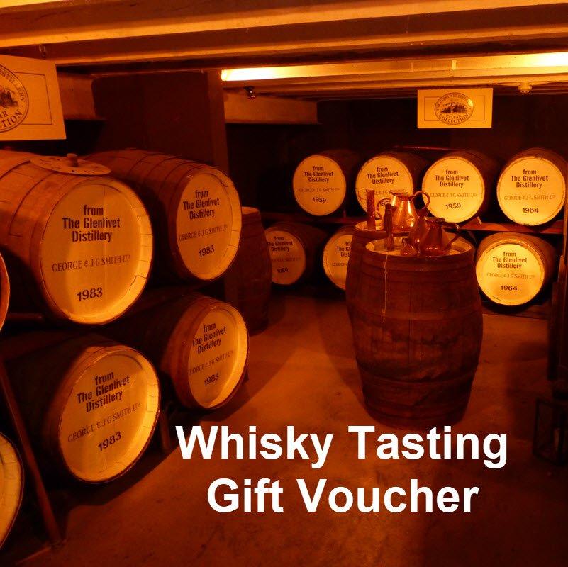 Whisky Tasting Manchester Gift Voucher