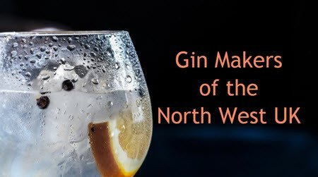 Manchester and North West UK Gin Makers