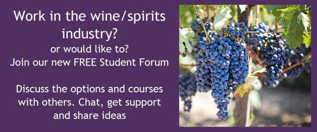 Wine and Spirit Student Forum