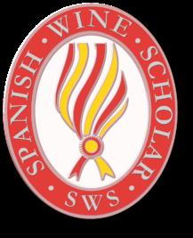 Spanish Wine Scholar Lapel Pin