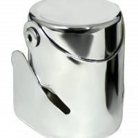 0805 Champagne stopper, PROF, chrome plate