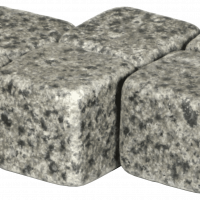 5801 Whisky stones, granite