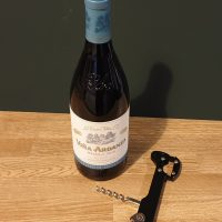 Corkscrew With Built In Foilcutter