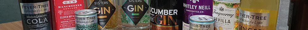 Gin Tasting Gin _ Mixer Selection-min