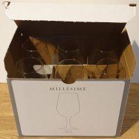 ISO glasses in box